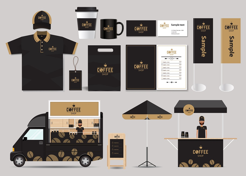 promotional sale material