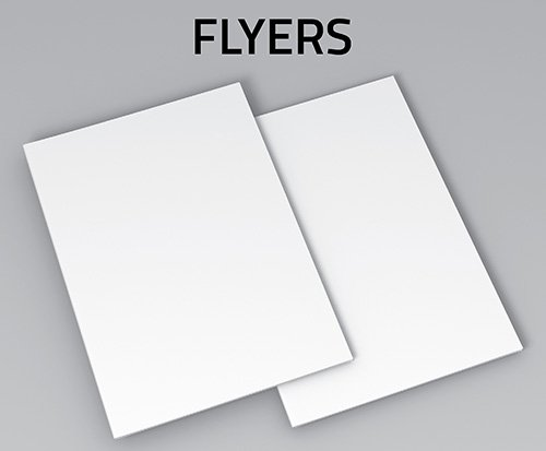How to Get Your Flyers Printed