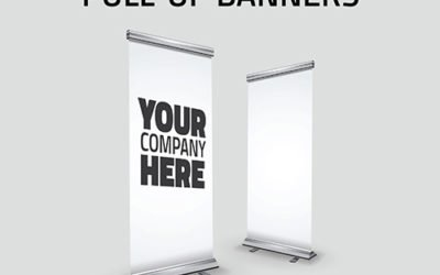 5 Undeniable Benefits of Using Pull Up Banners in Brisbane