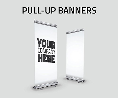 The Benefits of Using Pull Up Banners