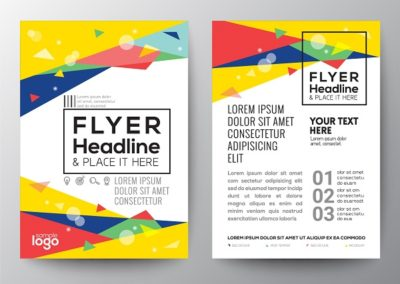 Flyer printing cost Brisbane