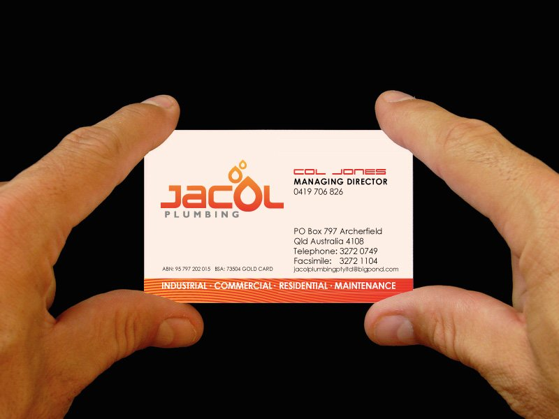 What Information Should a Business Card Contain With Examples